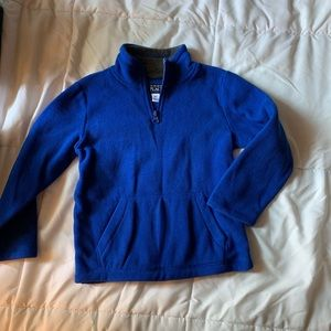 Clearance! Donating 3/29 Bright fleece pullover